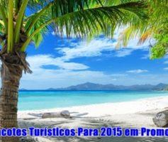 Pacotes Turisticos Para 2018 – Viagens promocionais Baratas