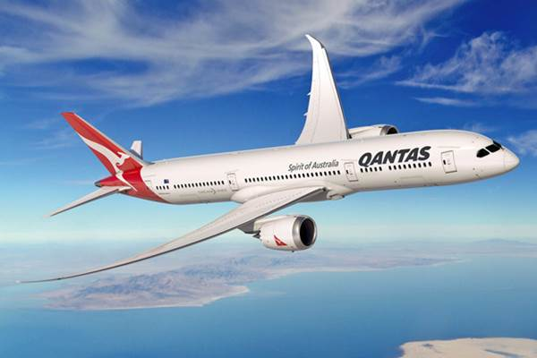 Qantas Airways Companhia Aérea Australiana